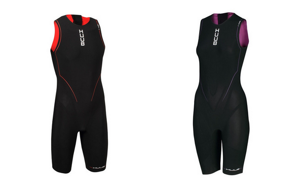 The HUUB SKN-1 Triathlon Swim Skin is the greatest tool to aid your potential in a non-wetsuit swim