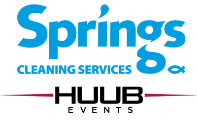 Spring Cleaning Support HUUB Events Sporting Challenges