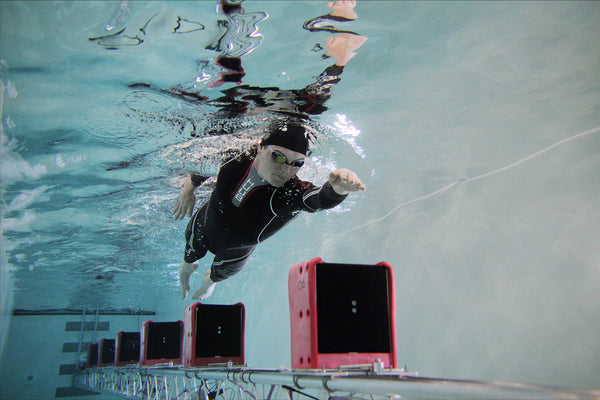 HUUB Design, have today announced a research partnership with the Best Swim Centre, Mallorca,  which will see the centre house HUUB's revolutionary and unrivalled Measuring Active Drag (MAD) system.