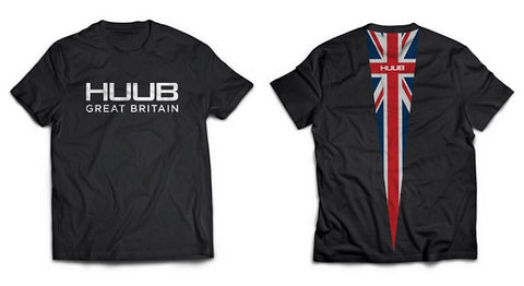 HUUB Nations GB t-shirt from HUUB Design