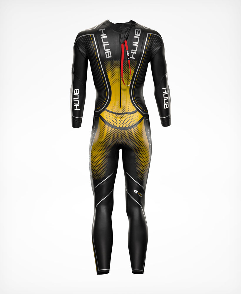 Brownlee Agilis Limited Edition Gold Wetsuit + TT Bag - Men's