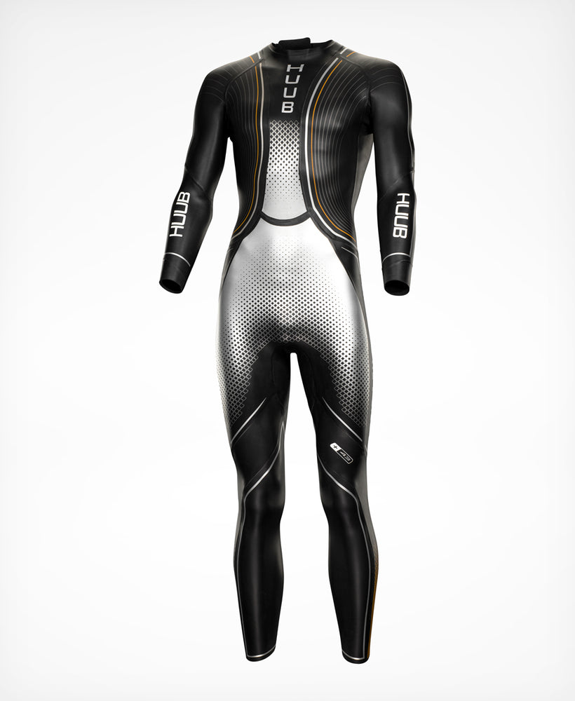 Brownlee Agilis Limited Edition Silver Bronze Wetsuit + TT Bag - Men's