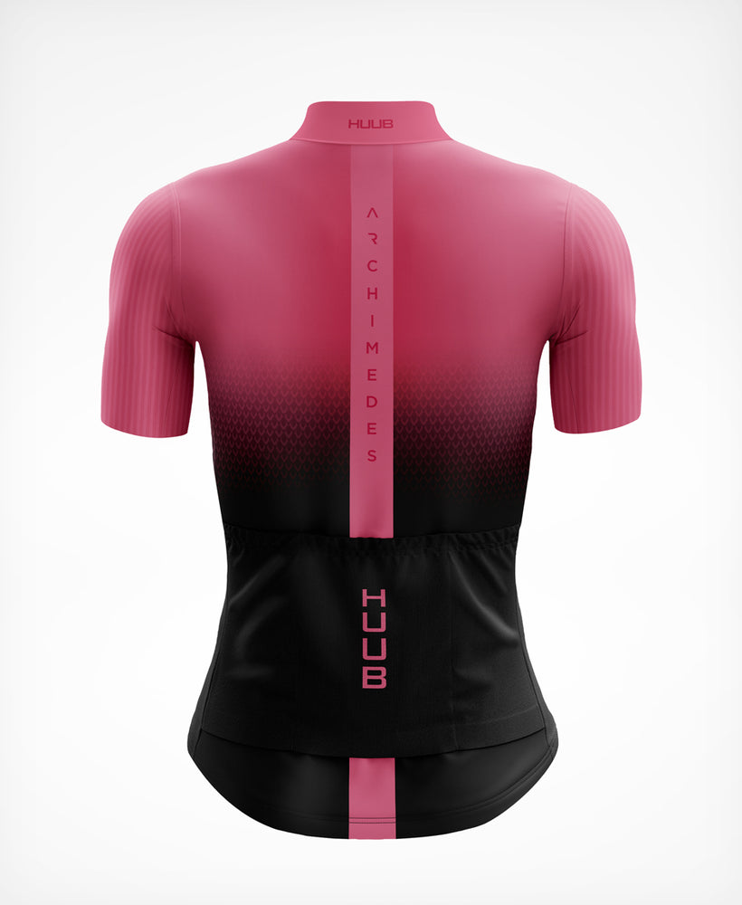 Archimedes Short Sleeve Cycle Jersey - Womens
