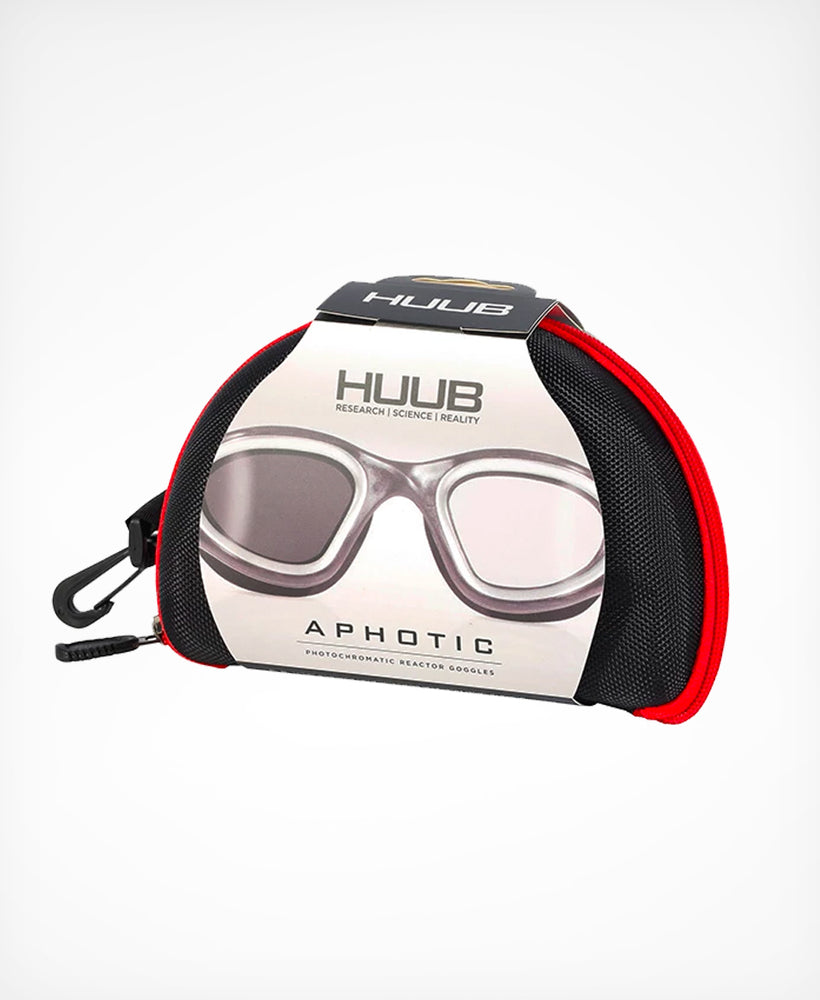 Aphotic Swim Goggle - Black & Bronze