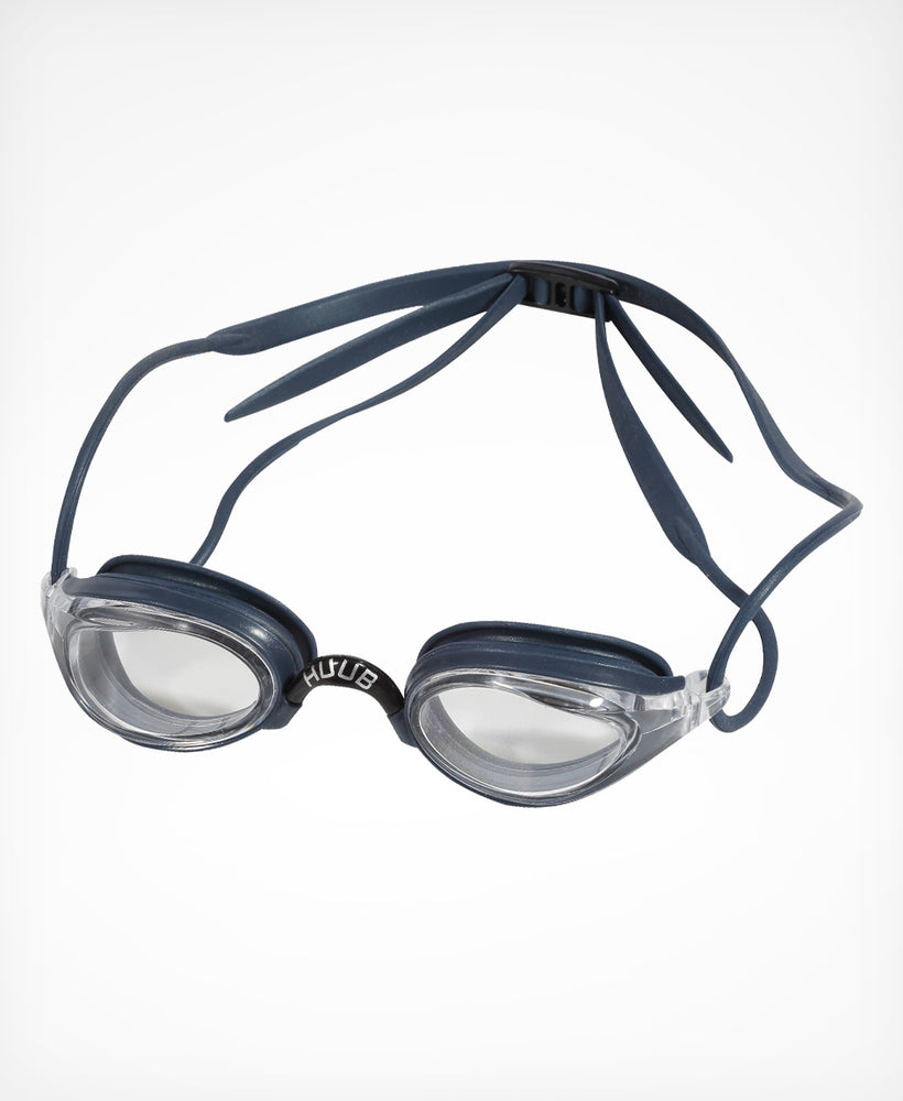Brownlee Swim Goggle - Blue with Clear Lens