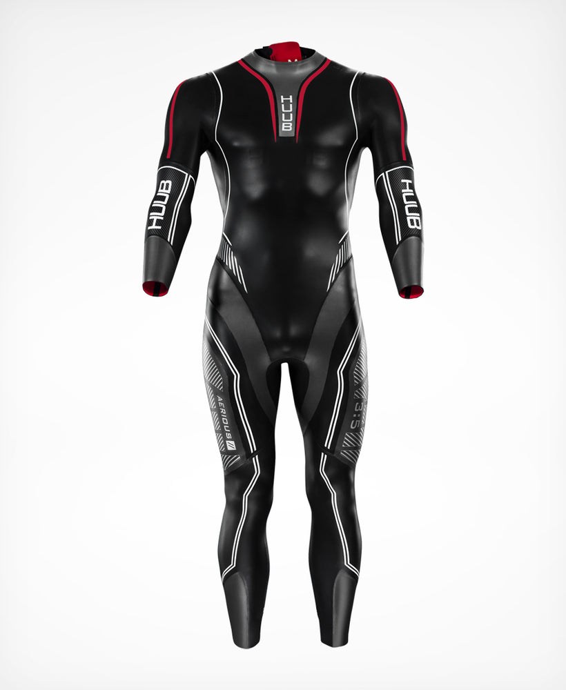 Ex-Demo - HUUB Aerious II Wetsuit  3:5 A1