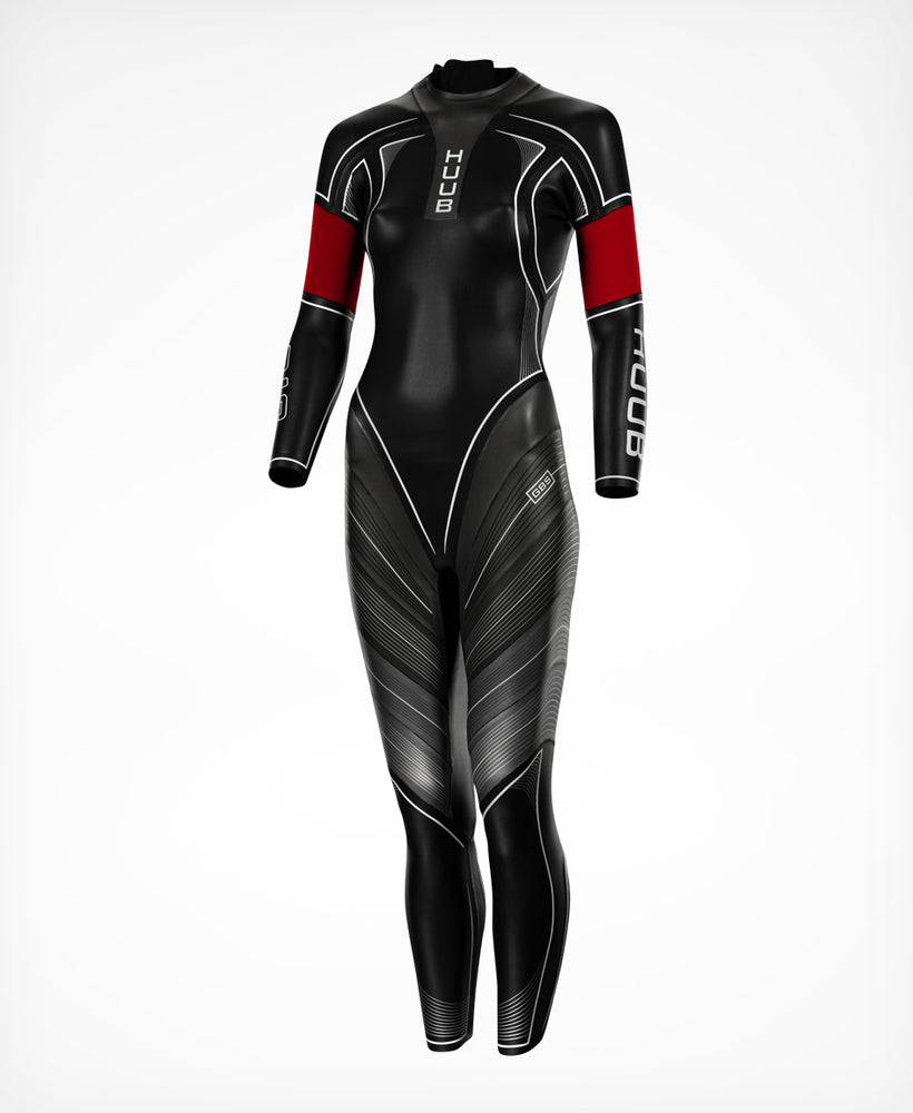 HUUB Archimedes 3 Wetsuit 3:3 - Womens