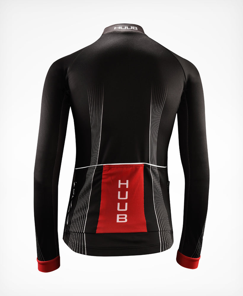 Long Sleeve Thermal Cycle Jersey - Womens