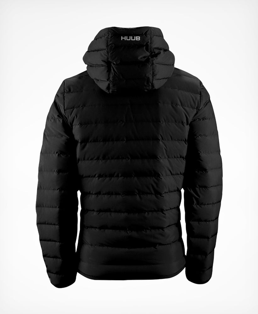 Quilted Down Jacket - Womens