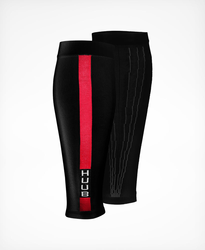 Compression Race Calf Sleeve - Black