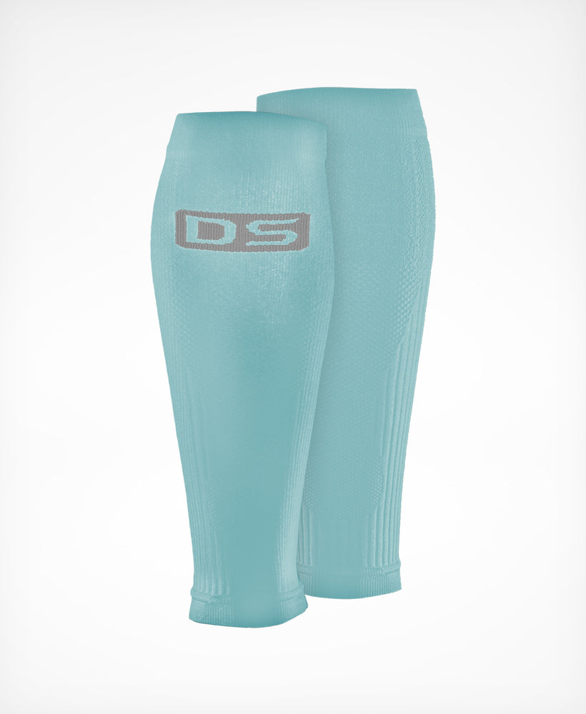 DS Compression Calf Sleeve - Aqua - 2 FOR £20