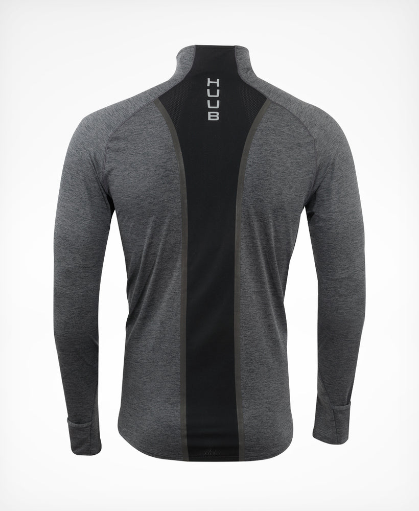 DS Training Long Sleeve Top with Zip