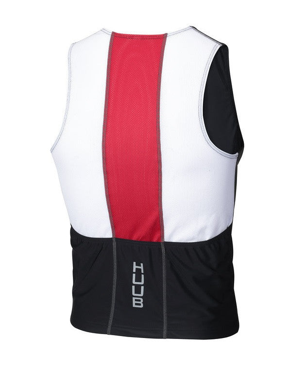 HUUB Essential Triathlon Top - Mens
