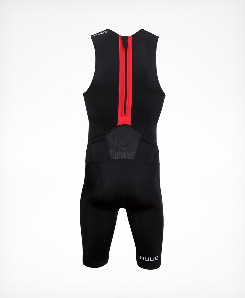 Essential Tri Suit Rear Zip