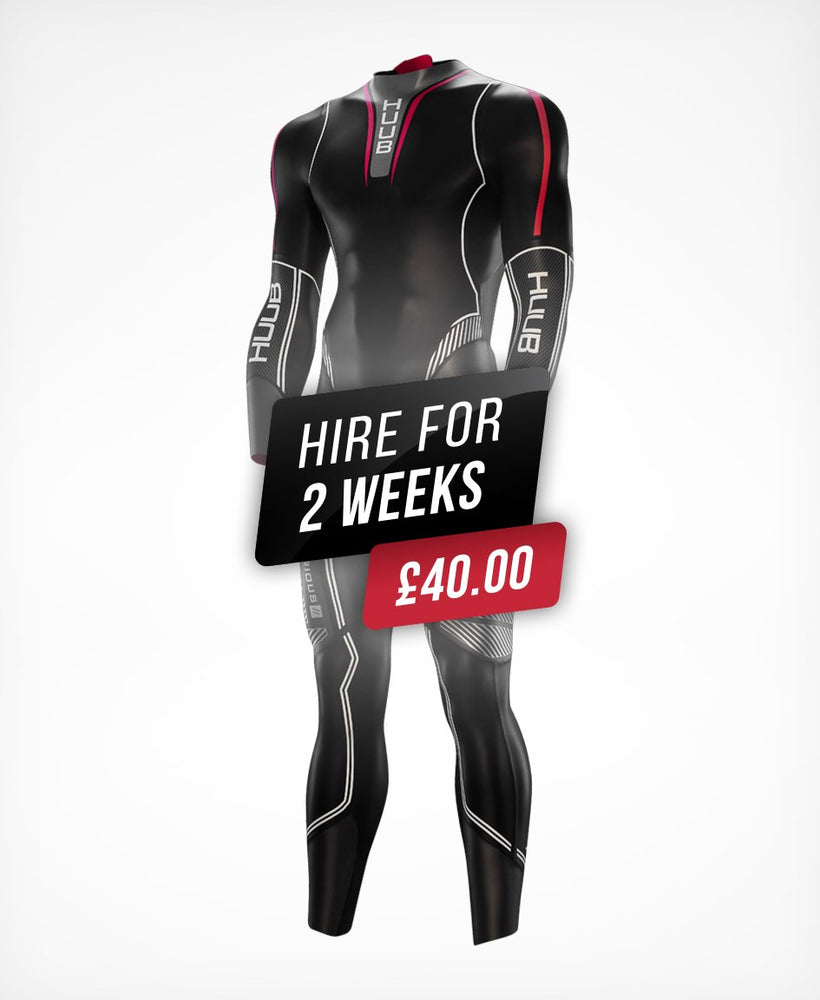 HUUB Triathlon Wetsuit - Blenheim Triathlon Event Hire £40