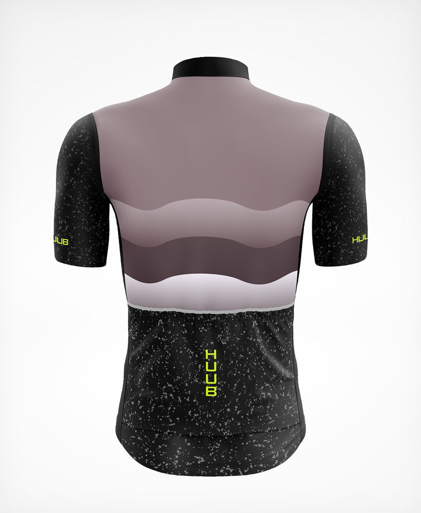Max Short Sleeve Jersey Volt - Mens