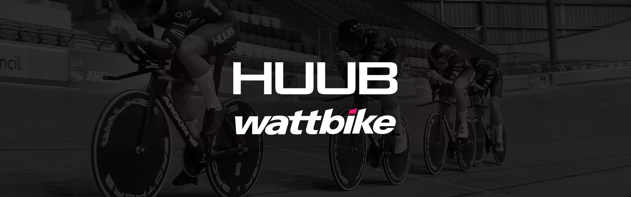 HUUB Wattbike Test Team