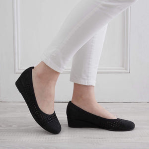 ARA LOW WEDGES 14316