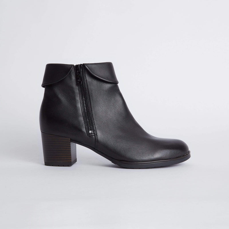 ARA MEDIUM HEELED ANKLE BOOTS 16913