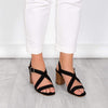 EUNICE JACKSON HIGH HEELED SANDALS EMARTA
