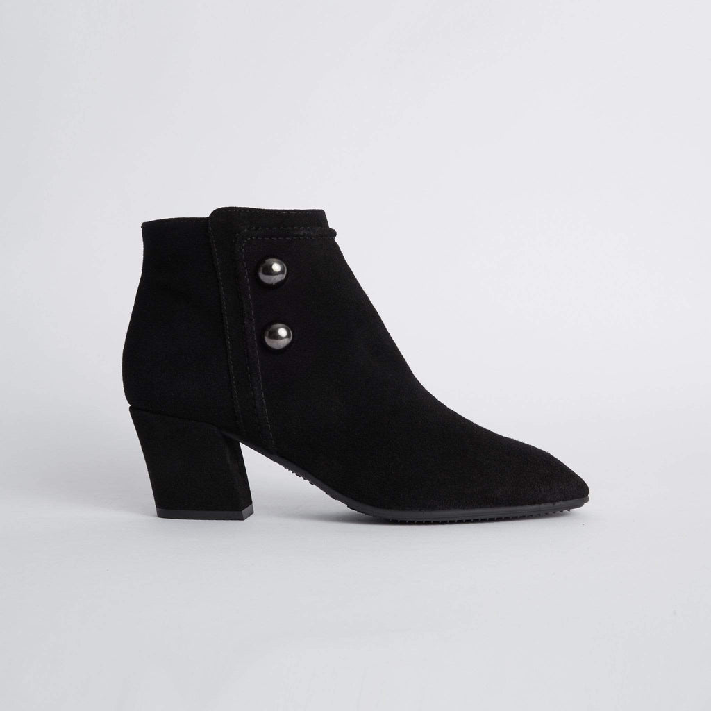 HISPANITAS MEDIUM HEELED ANKLE BOOTS SANCHO