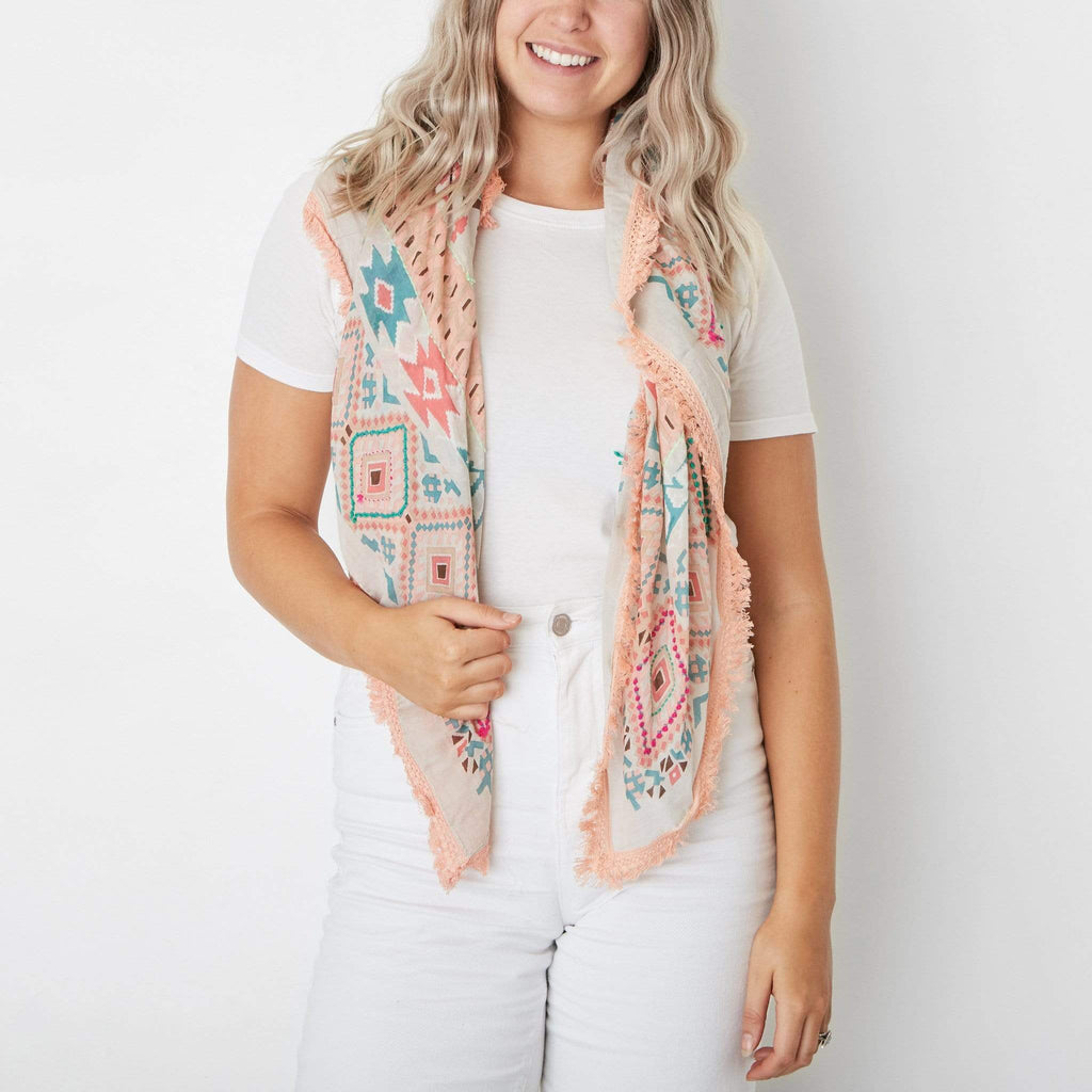 LEISURES ACCESSORIES SCARVES CATANA