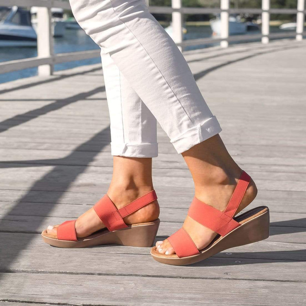 LOMBARDO MEDIUM WEDGES LEIGH