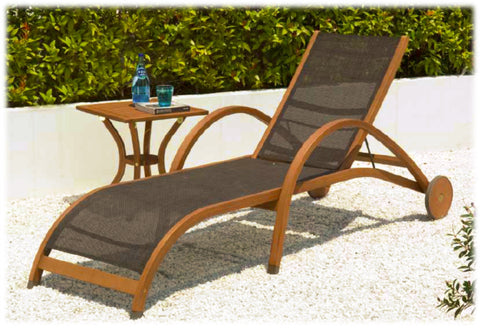 SCAN1021 - Chaise longue BRAMLEY Lounger