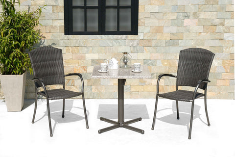 SCAN1062 - GYRO - 3pc Bistro Set / Ensemble Bistro 3pc