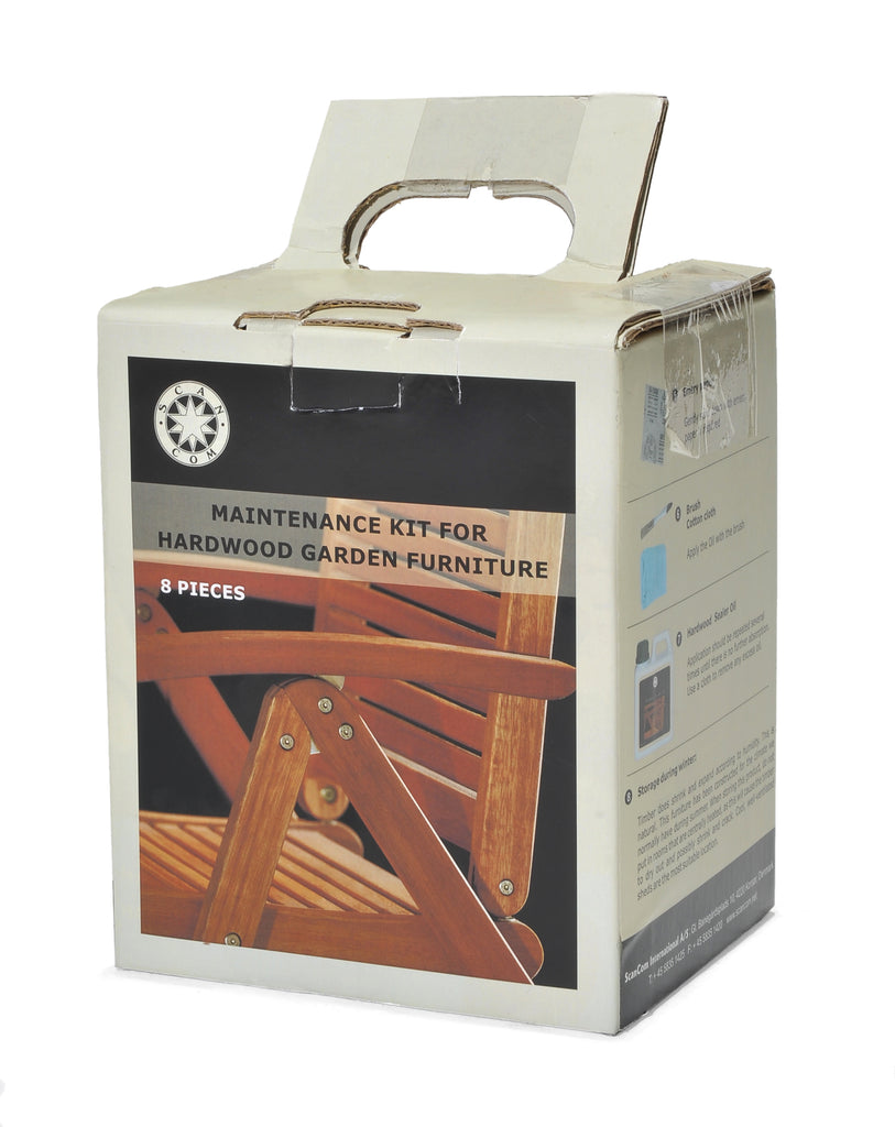 Hardwood Furniture Maintenance Kit