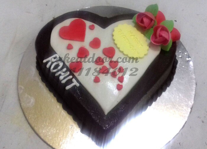 Choco Heart for all Occasions - C132