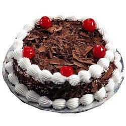 Black Forest Fantasy Cake - C144
