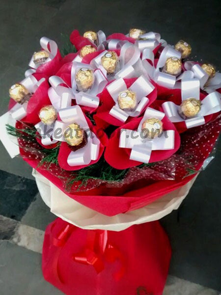 Designer Chocolate Bouquet - F017