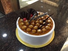 Butter Scotch Choco Bubble Cake - C117