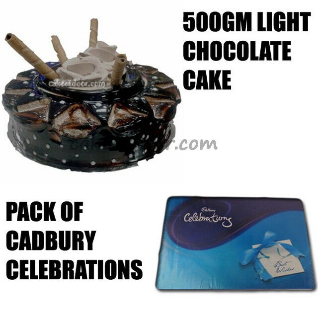Chocolate Celebrations Pack - Combo17