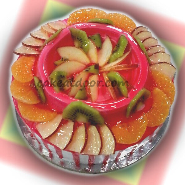 Fresh Fruit Cake - C101