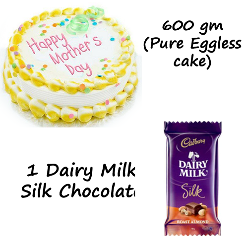 Mothers Day special combo of Cake and Chocolate - Combo2