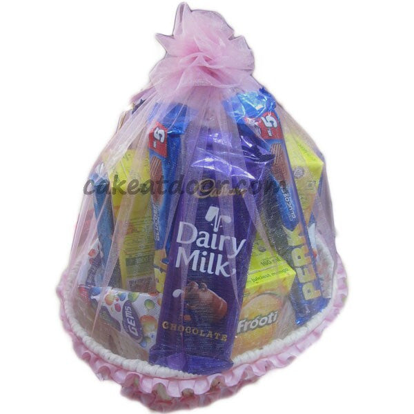 Gift pack of chocolates and juice - GiftPack01
