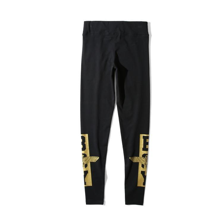 "Boy London "" Golden Eagle"" Classic Legging"