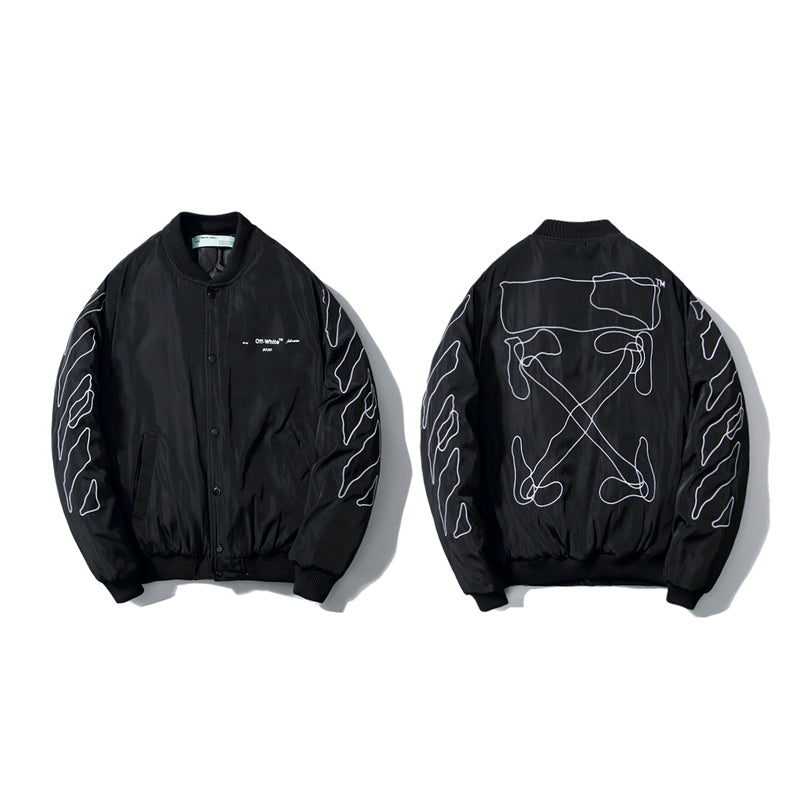 OFF-White 19Fw Jacket #002