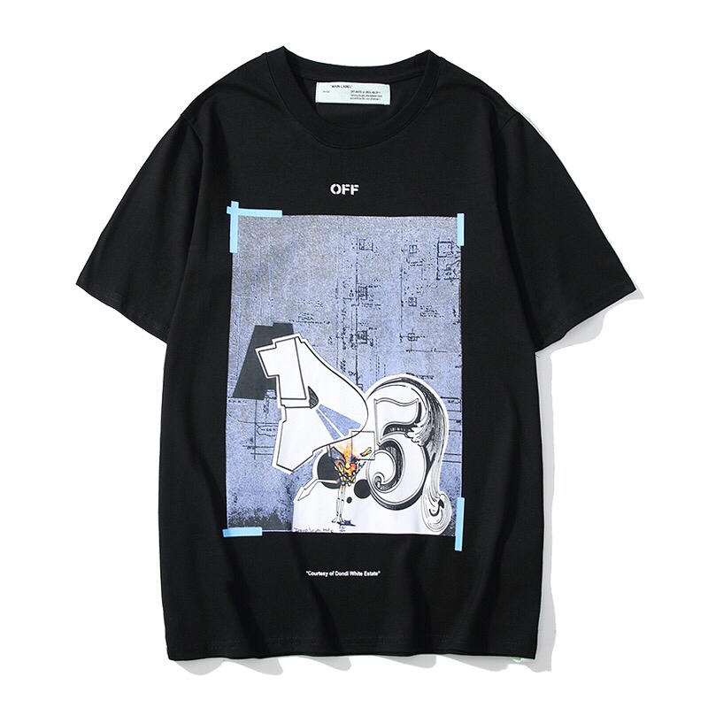 OFF-White 19SS T-Shirt #034