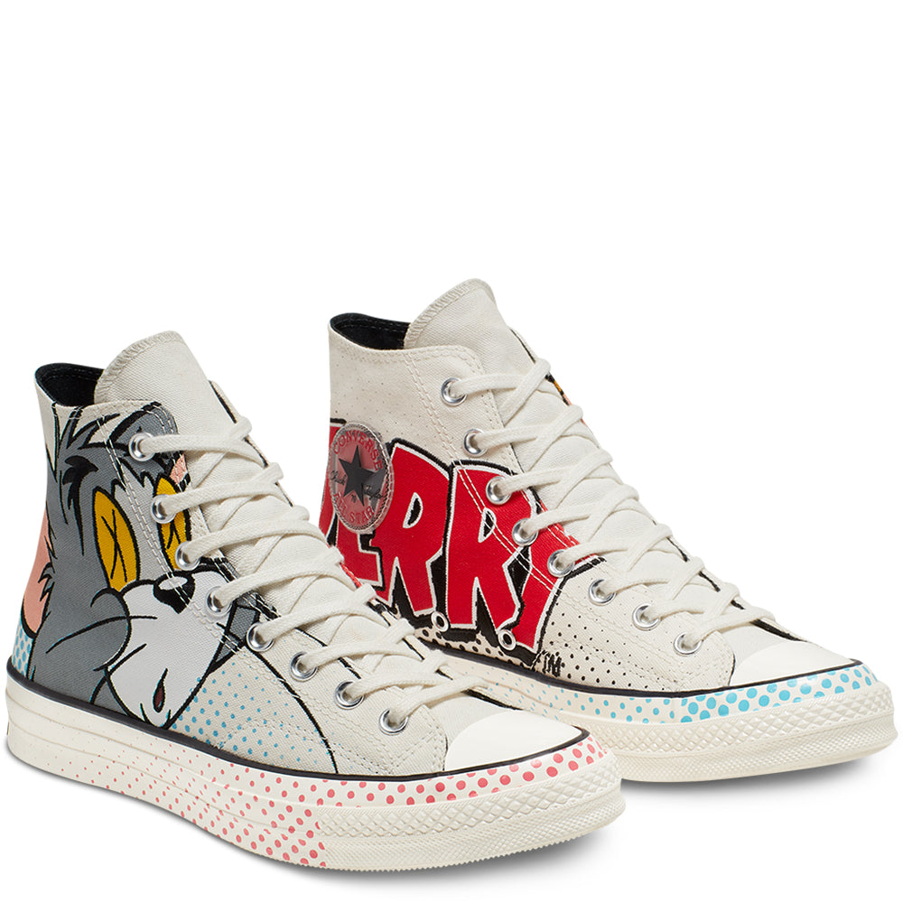 Converse Tom and Jerry Chuck 70 High Top