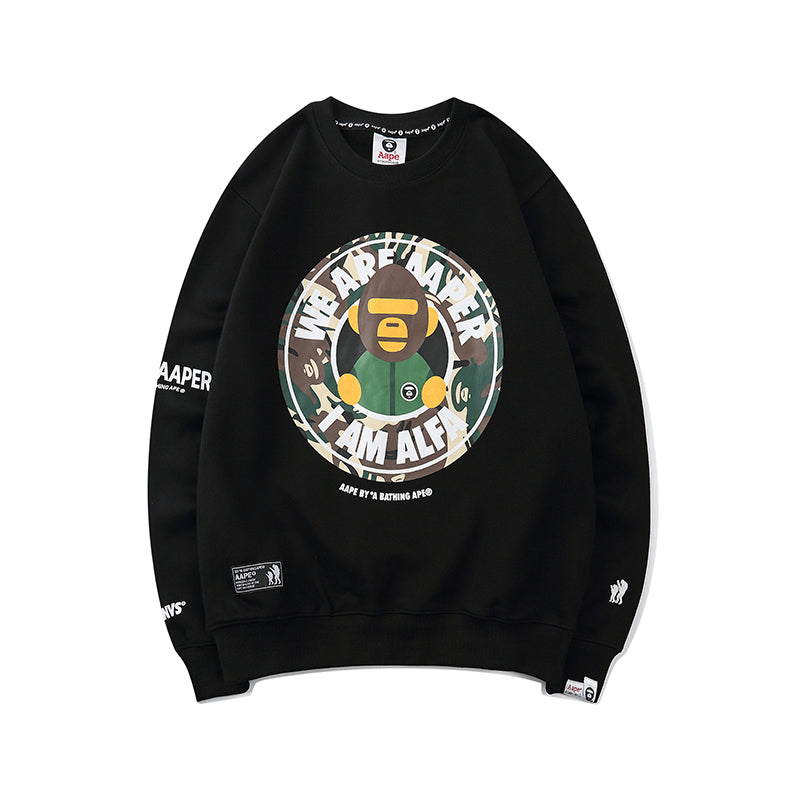AAPE By A Bathing Ape 20aw Sweater #02