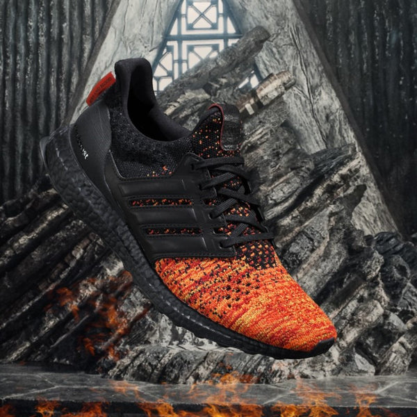 "Adidas GAME OF THRONES x Ultra Boost ""Targaryen's Dragons"""