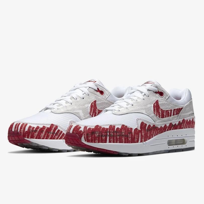 Nike Air Max 1 Tinker Sketch to Shelf
