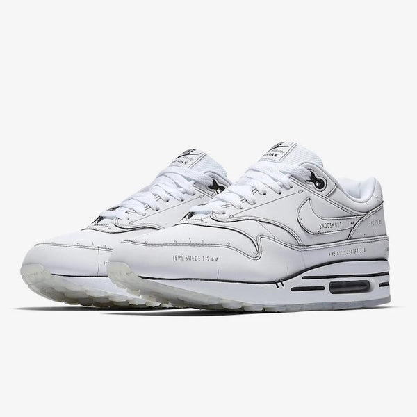 Nike Air Max 1 Tinker White Schematic