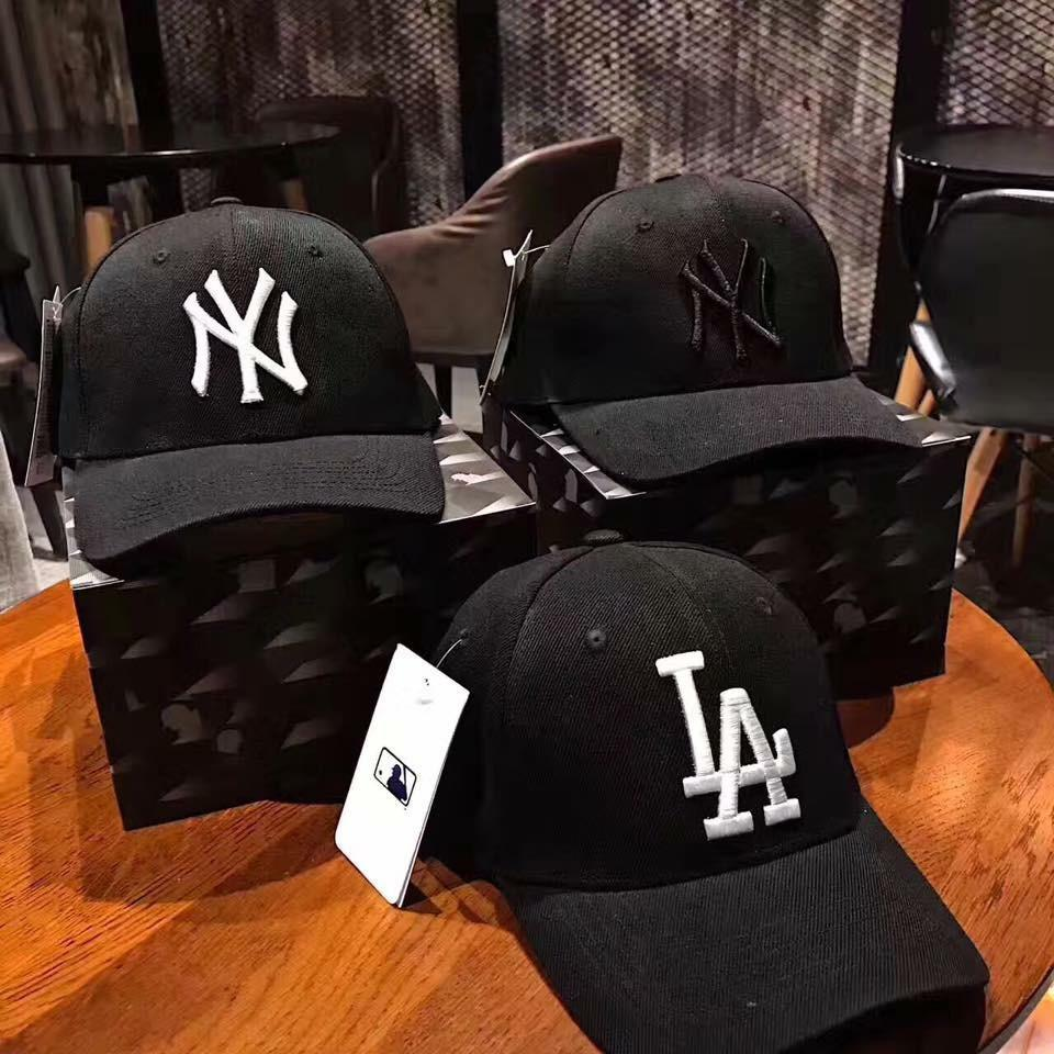 "New York Yankees New Era Navy "" MBL CAP """