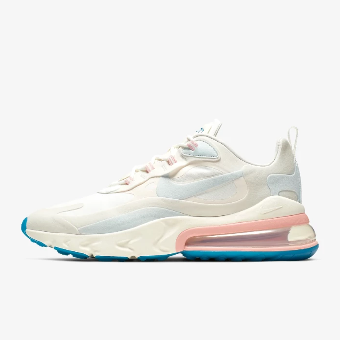 new style f3987 ee9de Nike Air Max 270 React (American Modern Art)