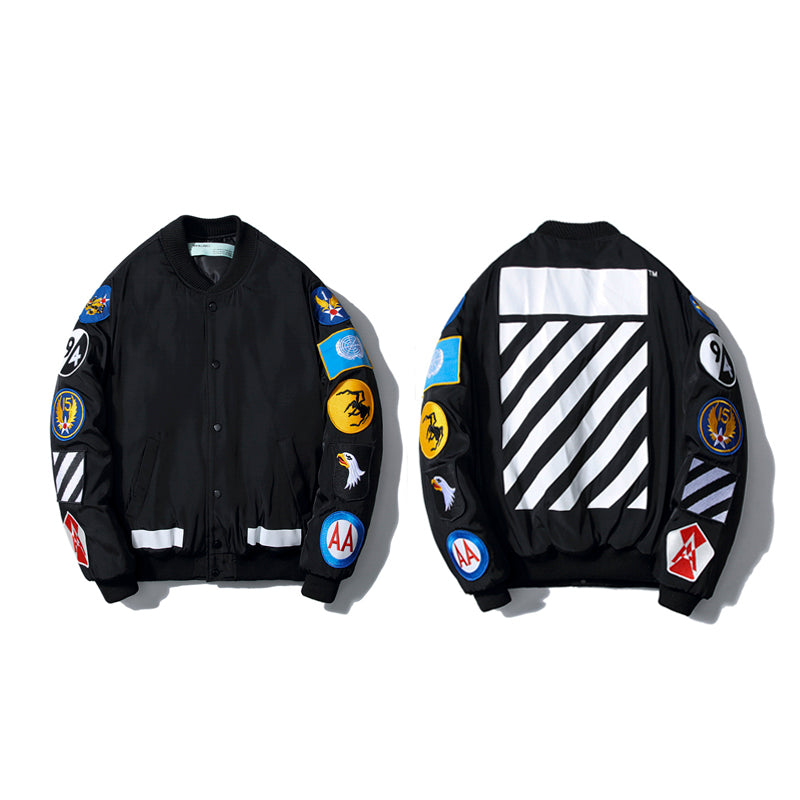 OFF-White 19Fw Jacket #001
