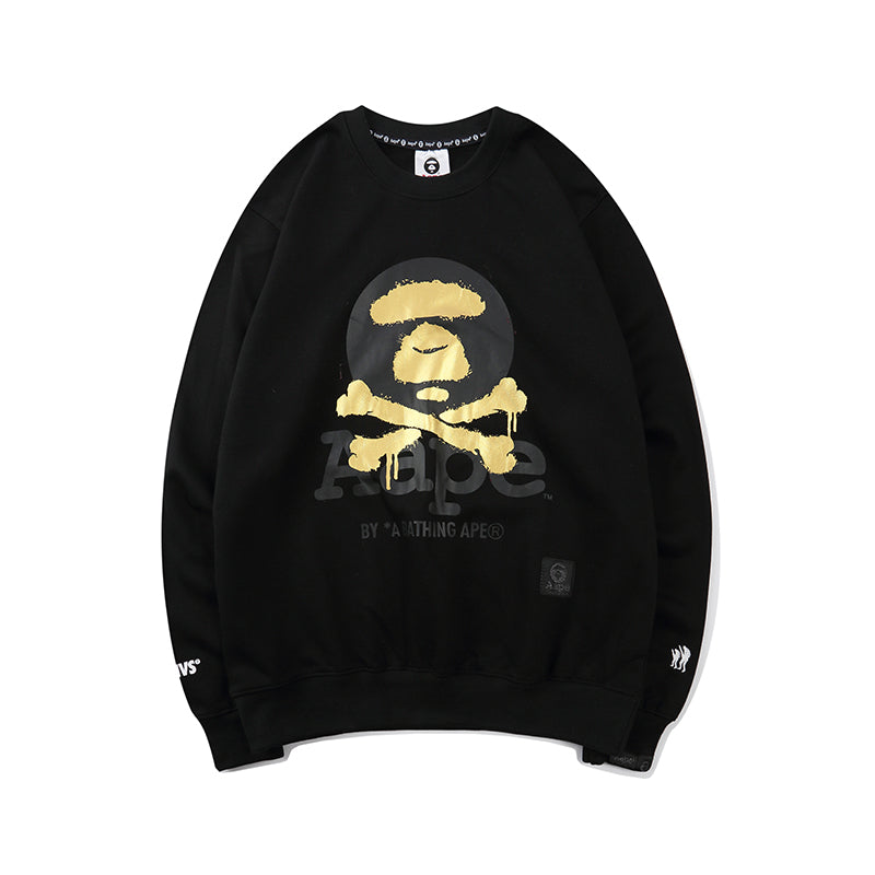 AAPE By A Bathing Ape 20aw Sweater #01